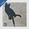 Kép 8/8 - macskás kinti dekoráció