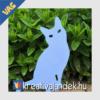 Kép 4/8 - kerti macskás dekoráció