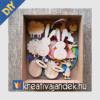 Kép 1/15 - Húsvéti kreatív doboz DIY