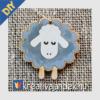 Kép 10/15 - fa bárány kifestve