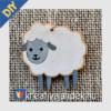Kép 11/15 - bárány kifesthető húsvéti