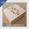 Kép 27/27 - Egyedileg gravírozott Csőrikés doboz