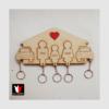 Kép 1/13 - autós neves kulcstartó családi