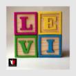 Levi színes betűk