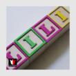 Éili színes betűkocka
