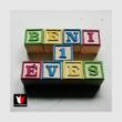 színes betűk fotózáshoz