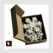 hópelyhek dobozban