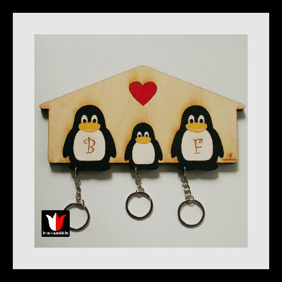 pingvines ajándék