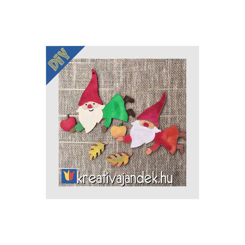 Őszi manók dekorációs csomag