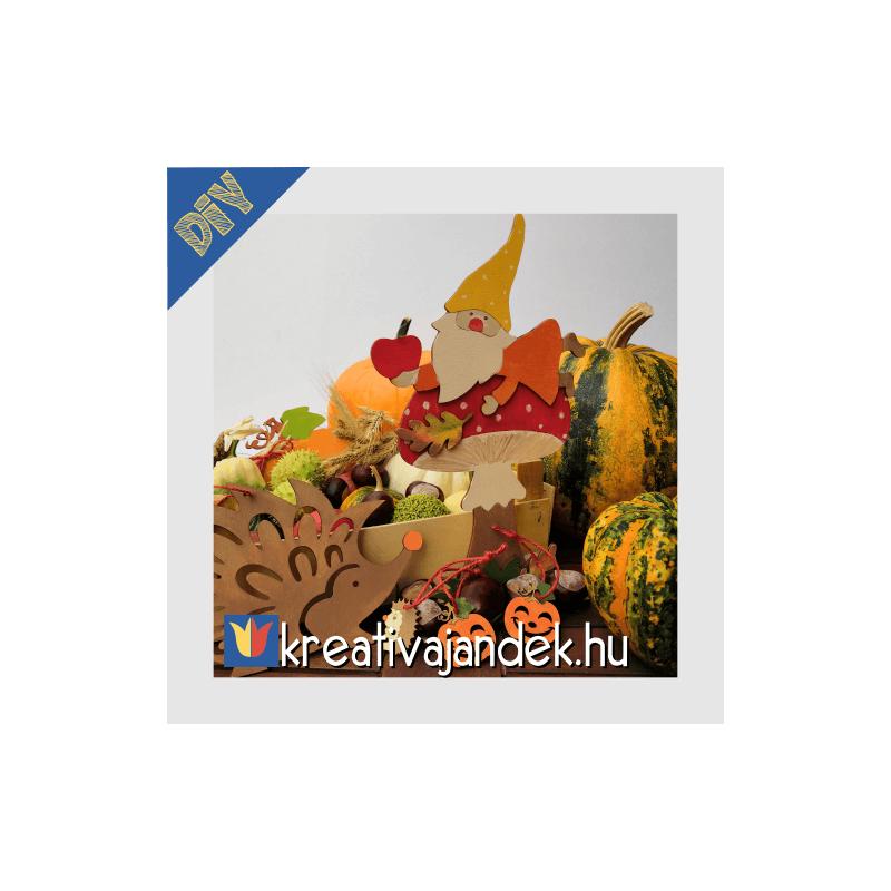 Őszi kreatív dekorációk csomagban