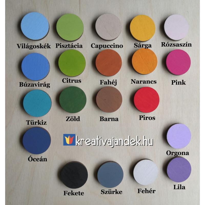 Válassz színt!